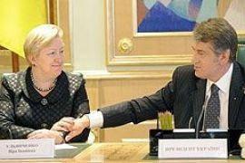 Ющенко поручил Ульянченко выбрать ему трех советников