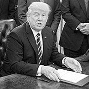 Хто виграє від виходу США з Транстихоокеанського партнерства