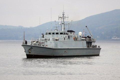 Великобритания передаст ВМС Украины два боевых корабля