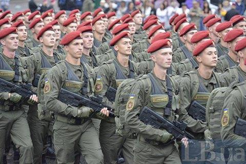 Військові країн НАТО візьмуть участь у параді військ на День незалежності