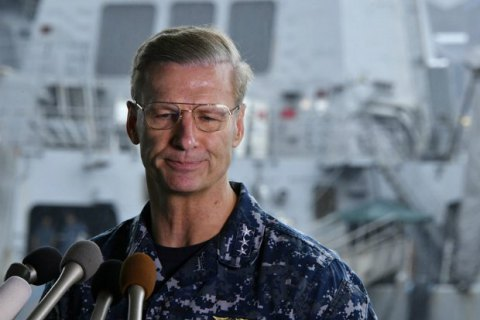 У США звільнили командувача Сьомим флотом ВМС