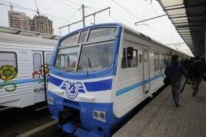 ЮЖД обкатывает новый скоростной поезд