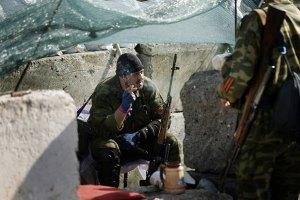 В Докучаевске боевики захватили комбинат