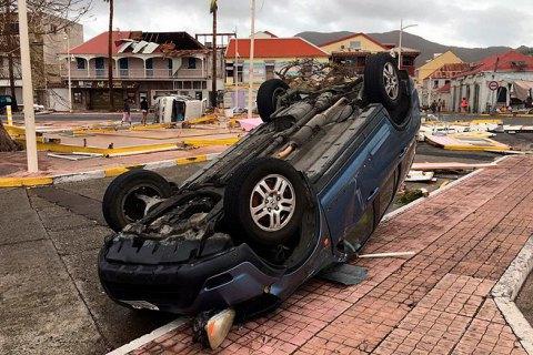 """Жертвами урагану """"Ірма"""" на Карибах стали вже 22 людини"""