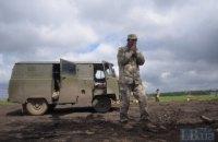 Окупанти під Пісками поранили українського військового