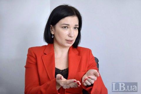 Айвазовська розповіла про негативний вплив соцмереж на виборця