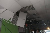 У Чернівцях стався вибух у торговому центрі