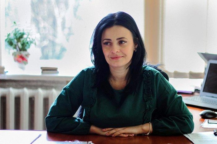 Галина Качмар
