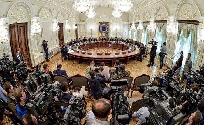 Засідання РНБО, 28 лютого 2014.