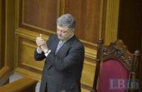 Рада підтримала звернення до Варфоломія про автокефалію для України