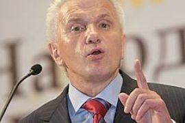 Литвин: Не надо рыть могилу другому, пока своя не готова