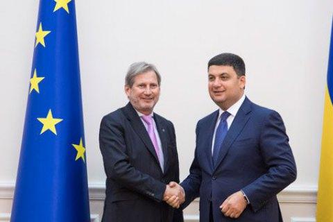 Украина получит безвизовый режим в октябре, - еврокомиссар Хан