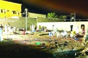 У Саудівській Аравії 23 особи загинули від удару струмом на весіллі
