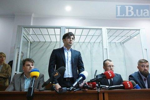 Верховный суд отказался лишать прав вождения Шуфрича-младшего