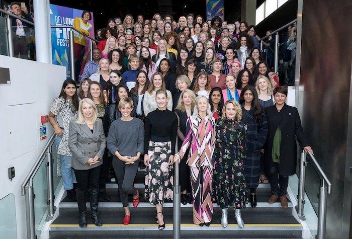 62 жінки, чиї фільми брали участь в Лондонському кінофестивалі-2018