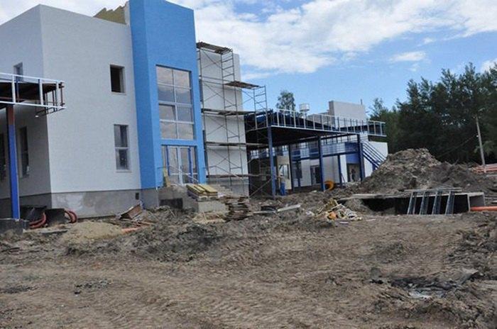 Будівництво ПП «Дяківці» та «Красноїльськ»