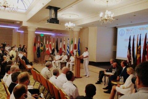 У Чорному морі стартують міжнародні військові навчання See Breeze