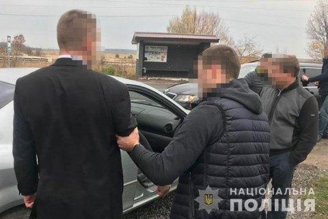 Главу Радехівського району Львівської області затримали за хабар
