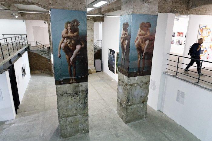 Юлия Кран. «Мать и дочь», 2010