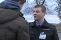 На журналистов ТВі пытались напасть охранники завода Фирташа
