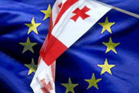 Європарламент проголосує за безвіз із Грузією на початку лютого