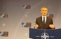 НАТО видит только дипломатическое решение сирийского конфликта, - Столтенберг