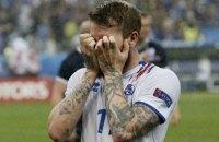 Ісландці забили 3 голи в матчі з чемпіонами світу - французами