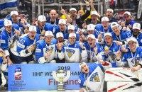 Самолет со сборной Финляндии по хоккею возвращался на Родину в сопровождении истребителей