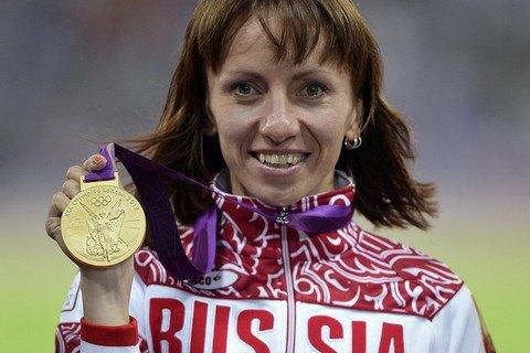 Российских легкоатлетов отстранили от международных соревнований