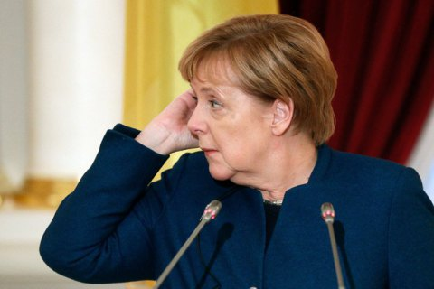 """Меркель заявила, что рассматривает """"Северный поток-2"""" не так критично, как Киев"""