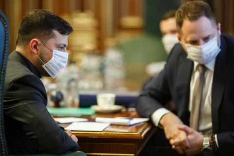 Зеленский: Ермак и Шефир не формируют кадровую политику