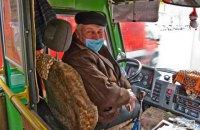 У Чернівцях через коронавірус працівників громадського транспорту зобов'язали носити маски