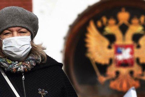 Число инфицированных коронавирусом в России превысило 400 тысяч