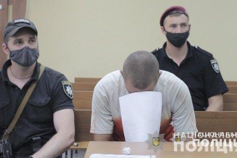 """Чотирьох підозрюваних у підриві та пограбуванні авто """"Укрпошти"""" на Полтавщині відправили під суд"""