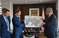 Тернопольская область и турецкий регион Чанаккале намерены подписать договор о сотрудничестве