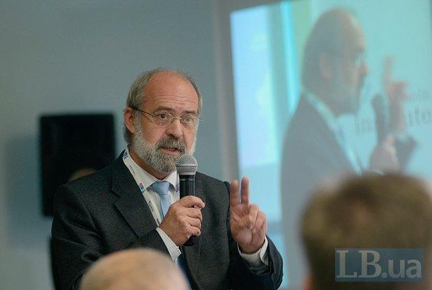 Жан-Жак Эрве, советник правления по сельскохозяйственным вопросам ПАО «Креди Агриколь Банк»