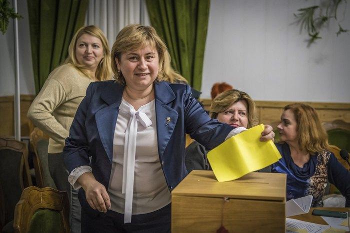 Перша віцепрезидентка Спілки фахівців з нерухомого майна України Лариса Ставинога