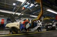 Промышленность падает пятый месяц подряд