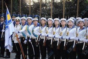Киевского второклассника призвали в армию