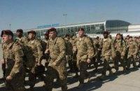 Американські десантники почали вчити українських військових