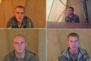 Задержанных российских десантников обменяли на нацгвардейцев (обновлено)