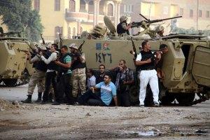 В разных регионах Египта вспыхнули ожесточенные бои
