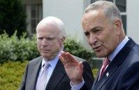 Сенатори США мають намір перешкодити скасуванню санкцій проти Росії