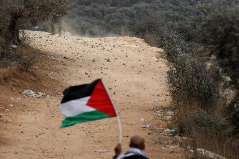 Внаслідок сутичок на Західному березі Йордану постраждали 270 палестинців