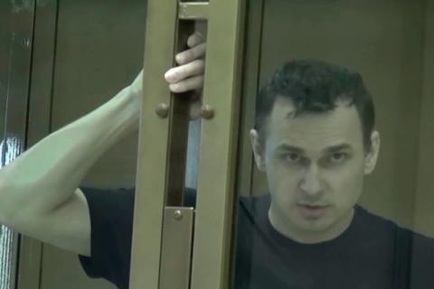 Верховная рада Украины выдвинула Сенцова наНобелевскую премию мира