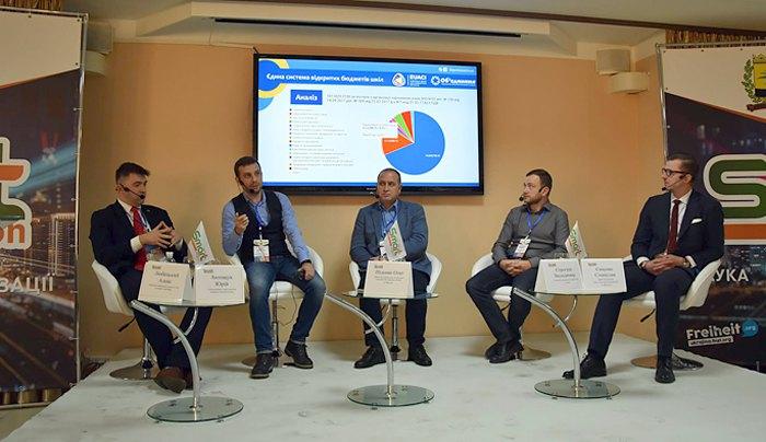 Презентація Open School на Smart Forum, Краматорськ