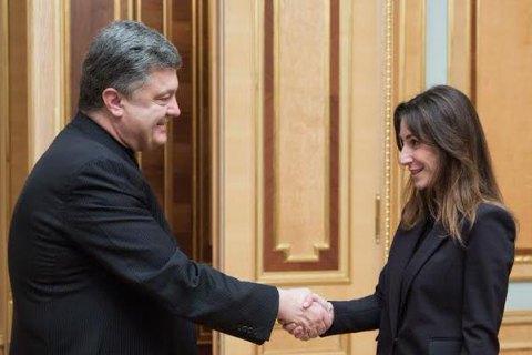 Порошенко сподівається вмовити Згуладзе очолити Національну поліцію