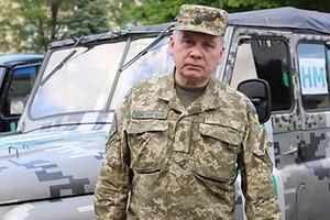 Украинский генерал пожаловался на бездействие СММ ОБСЕ