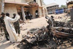 Исламисты убили 30 человек на рынке в Нигерии