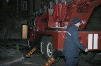 В Киеве мужчина сгорел в собственной квартире